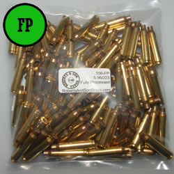 5.56/223 Brass Fully Processed (100 Sample Pack)