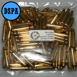 7.62/308 Brass Deprimed, Swaged, Polished, Annealed (50 Sample Pack)