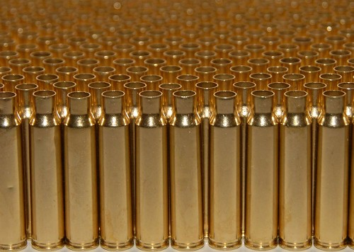 5.56/223 Brass Deprimed, Swaged, Polished